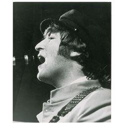 John Lennon 1965 Photograph by Robert Whitaker