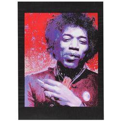 Jimi Hendrix T- Shirt Pelon