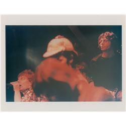 Jim Morrison and Van Morrison Original Photograph