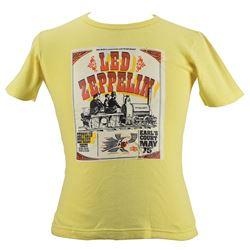 Led Zeppelin 1975 Earl's Court T-shirt