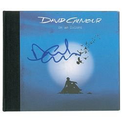 David Gilmour Signed CD