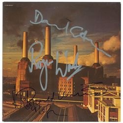 Pink Floyd Signed Album