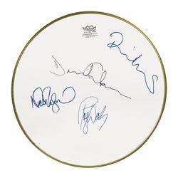 Pink Floyd Signed Drumhead