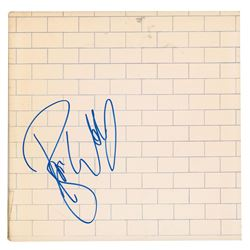 Roger Waters Signed Album