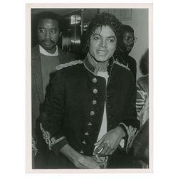 Michael Jackson Original Vintage Photograph