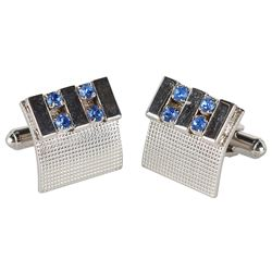 Johnny Cash's 1978 CBS TV Cufflinks