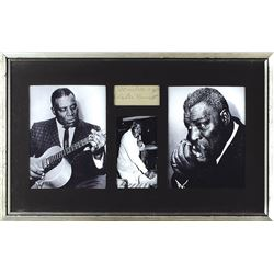 Howlin' Wolf Signature