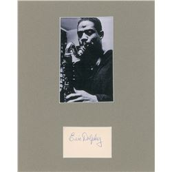 Eric Dolphy Signature