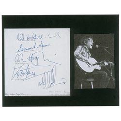 Alexis Korner Blues Band Signatures
