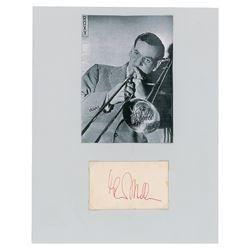 Glenn Miller Signature