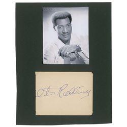 Otis Redding Signature