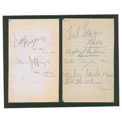 Don Redman Orchestra Signatures
