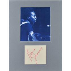 Nina Simone Signature