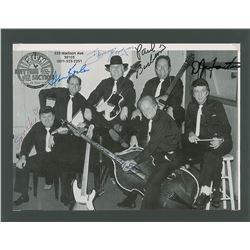 Sun Rhythm Section Signed Photograph