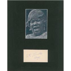 Sister Rosetta Tharpe Signature