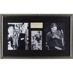 Sonny Boy Williamson II Signature
