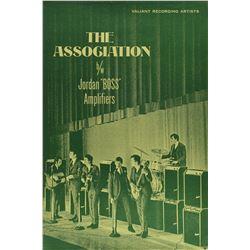 The Association Jordan 'Boss' Amp Poster