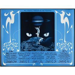 Fillmore West Final Concerts Poster by David Singer (BG-287)