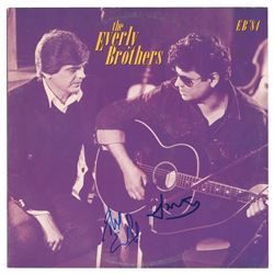 The Everly Brothers Signed Album