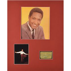 Sam Cooke Signature