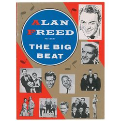Alan Freed 1958 Big Beat Program