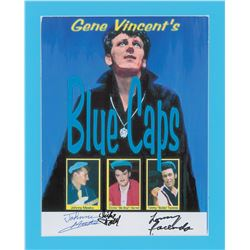 Gene Vincent and His Blue Caps Signatures