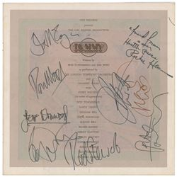 The Who Signed Album Booklet