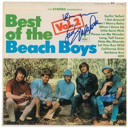 The Beach Boys Signed Album