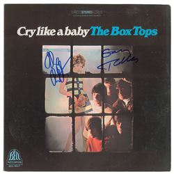 The Box Tops Signed Album