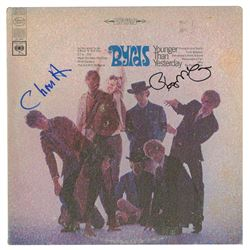 The Byrds Signed Albums