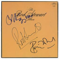 Faces Signed Album