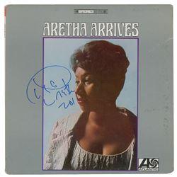 Aretha Franklin Signed Album