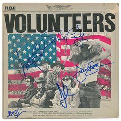 Jefferson Airplane Signed Album