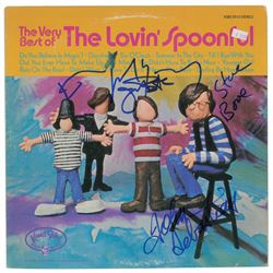 The Lovin' Spoonful Signed Album
