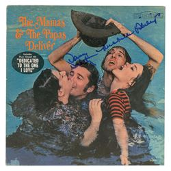 The Mamas and the Papas Signed Album
