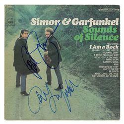Simon and Garfunkel Signed Album