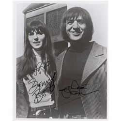 Sonny and Cher Signed Photograph