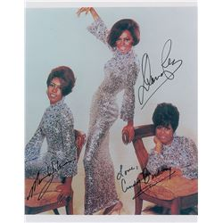 The Supremes Oversized Signed Photograph