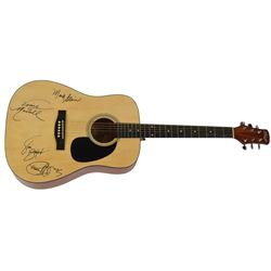 Vanilla Fudge Signed Guitar
