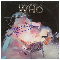 The Who: Pete Townshend Signed Albums
