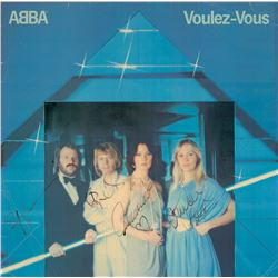 ABBA Signed Album
