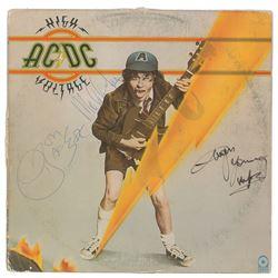 AC/DC Signed Album