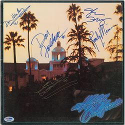 The Eagles Signed Album
