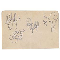Free Signatures