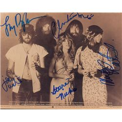 Fleetwood Mac Signed Photograph