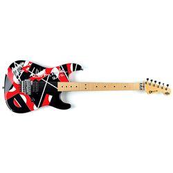 Eddie Van Halen's Stage-Used Charvel Guitar