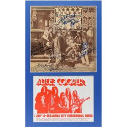 Alice Cooper Signed Album