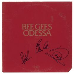 The Bee Gees Signed Album