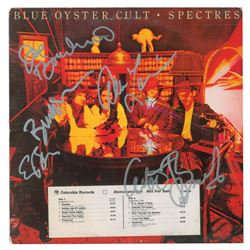 Blue Oyster Cult Signed Album