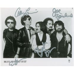 Blue Oyster Cult Signed Photograph